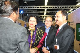 with Director General of FICCI, Ms. Ambika Sharma.